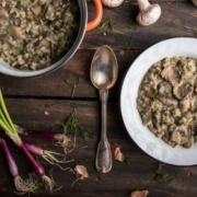 μαγειρίτσα vegan